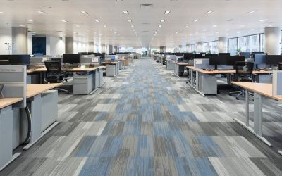 Frequency Carpet Tiles