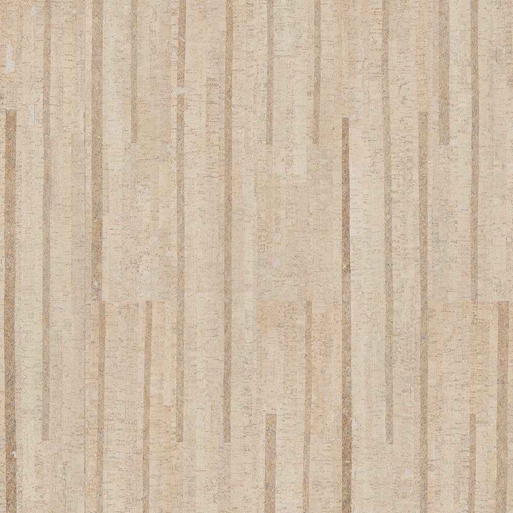 Corkform Stripe Parchment